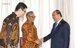 Thủ tướng tiếp Chủ tịch Tập đoàn Ciputra