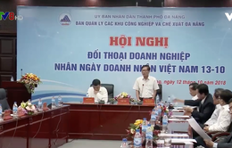 Lãnh đạo các tỉnh thành đối thoại, gặp mặt doanh nghiệp nhân ngày Doanh nhân Việt Nam