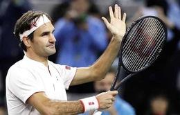 Bảng xếp hạng ATP: Roger Federer trở lại số 3