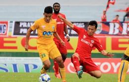 Đổi sân diễn ra trận chung kết Cúp Quốc gia FLC Thanh Hoá – B. Bình Dương