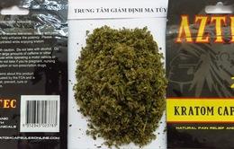 Lại phát hiện nhiều chất ma túy mới