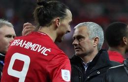 Chuyển nhượng bóng đá quốc tế ngày 12/10: Mourinho muốn Ibrahimovic trở lại Man Utd