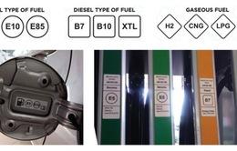 Châu Âu thống nhất tên gọi nhiên liệu xe hơi