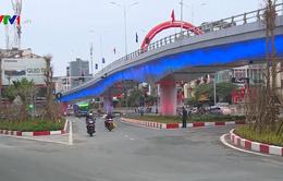 Cầu vượt nút giao An Dương - đường Thanh Niên: Giảm thiểu ùn tắc giao thông Thủ đô
