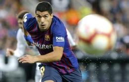 BẤT NGỜ: Tiền đạo Suarez là vua kiến tạo ở La Liga