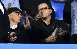"""Mourinho thân chinh tới Montenegro """"khám giò"""" 3 ngôi sao Serbia"""