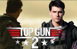 Hé lộ những hình ảnh phong độ của Tom Cruise trong phim Top Gun 2