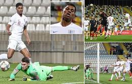 Kết quả bóng đá quốc tế sáng 13/10: Croatia hòa Anh, Bỉ giành chiến thắng trước Thụy Sĩ