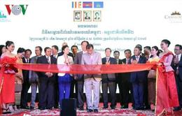 Hơn 100 doanh nghiệp từ nhiều quốc gia tham dự Hội chợ Du lịch Campuchia 2018