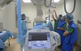 Thái Bình: Lần đầu tiên cấy máy tạo nhịp tim vĩnh viễn cho bệnh nhân