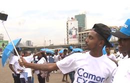 Thương hiệu Trung Quốc đánh bại Apple và Samsung tại châu Phi