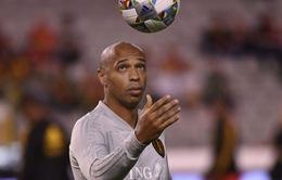 Chính thức: Thierry Henry trở thành tân HLV Monaco