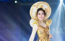 Đại diện Việt Nam lọt top 10 trang phục truyền thống đẹp nhất tại Miss Grand International 2018