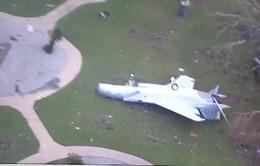 Bão Michael thổi bay máy bay tiêm kích của Mỹ