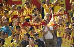 Thắng kịch tính sau loạt luân lưu, CLB Nam Định trụ hạng V.League thành công