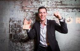 Orlando Marzo và hành trình trở thành nhà pha chế đồ uống xuất sắc nhất thế giới