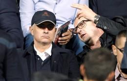 """Sao Lazio tỏ vẻ bình thản khi được Mourinho """"xem giò"""""""