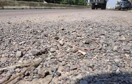 Quốc lộ 1 xuống cấp ở Bình Định, Thủ tướng yêu cầu kiểm tra thông tin