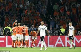 Kết quả bóng đá quốc tế rạng sáng 14/10: ĐT Đức đại bại trước ĐT Hà Lan