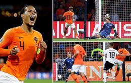 ĐT Hà Lan 3-0 ĐT Đức: Bộ đôi Liverpool toả sáng trong chiến thắng thuyết phục