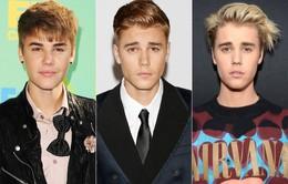 Justin Bieber và những kiểu tóc đi đầu xu hướng