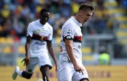 """Lewandowski mới"" khiến Barcelona mê mẩn là ai?"