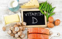 Vitamin D giúp giảm cân ở trẻ béo phì