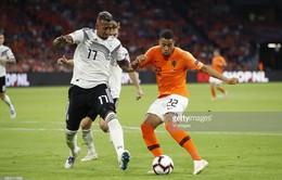 Bayern chung nỗi buồn với ĐT Đức sau thảm bại trước ĐT Hà Lan