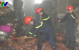 Số người chết do cháy lớn tăng gấp 3 lần trong 5 năm qua