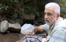 Xây đập thủy điện ảnh hưởng đến môi trường ở Bulgaria