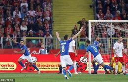Kết quả UEFA Nations League sáng 15/10: Ba Lan 0-1 Italia, Nga 2-0 Thổ Nhĩ Kỳ
