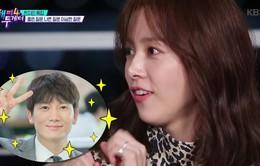 Han Ji Min thổ lộ điều thích nhất ở Ji Sung