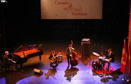 Tận hưởng đêm nhạc Jazz kỷ niệm 45 năm Quan hệ ngoại giao Canada – Việt Nam