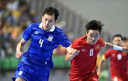 Giải Futsal Đông Nam Á 2019: Chủ nhà Việt Nam sớm gặp Thái Lan