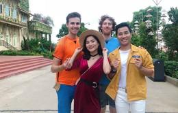 """MC Mai Trang và những trải nghiệm khó quên trong """"Gặp gỡ Đông Tây"""""""