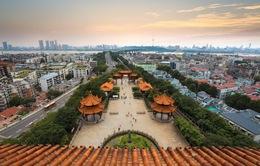 Số người siêu giàu ở Trung Quốc giảm mạnh