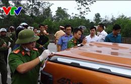 Quảng Bình bắt vụ vận chuyển hơn 300kg ma tuý đá