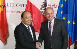 Việt Nam - Áo còn nhiều tiềm năng hợp tác về thương mại và đầu tư