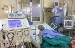 Cứu sống bệnh nhân nhược cơ nặng bằng kỹ thuật thay huyết tương