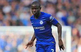 Chelsea lên kế hoạch gia hạn hợp đồng với N'Golo Kante