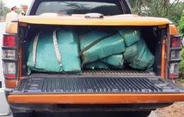 Quảng Bình: Bắt giữ vụ vận chuyển hơn 300 kg ma túy đá
