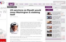 Căng thẳng Mỹ - Saudi Arabia đe dọa nền kinh tế thế giới