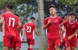 U19 Việt Nam chuyển nơi đóng quân, chia tay 2 cầu thủ