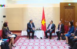 Tập đoàn VAMED sẽ sớm triển khai dự án nâng cấp Bệnh viện Sản - Nhi An Giang