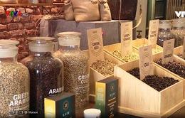 Chuỗi cà phê Việt vẫn đứng vững trên thị trường nhờ giá thành và chất lượng