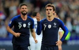 Kết quả UEFA Nations League sáng 17/10: Thua ĐT Pháp, ĐT Đức vỡ mộng vào bán kết