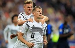 Kroos bác tin đồn chia tay Real Madrid