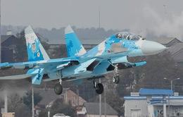 Máy bay quân sự Ukraine rơi khi tập trận, 2 phi công thiệt mạng