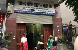 Chủ tịch Hà Nội yêu cầu làm rõ vụ bé trai tử vong ở phòng khám tư