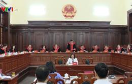 Hội đồng Thẩm phán TAND Tối cao biểu quyết thông qua 11 án lệ